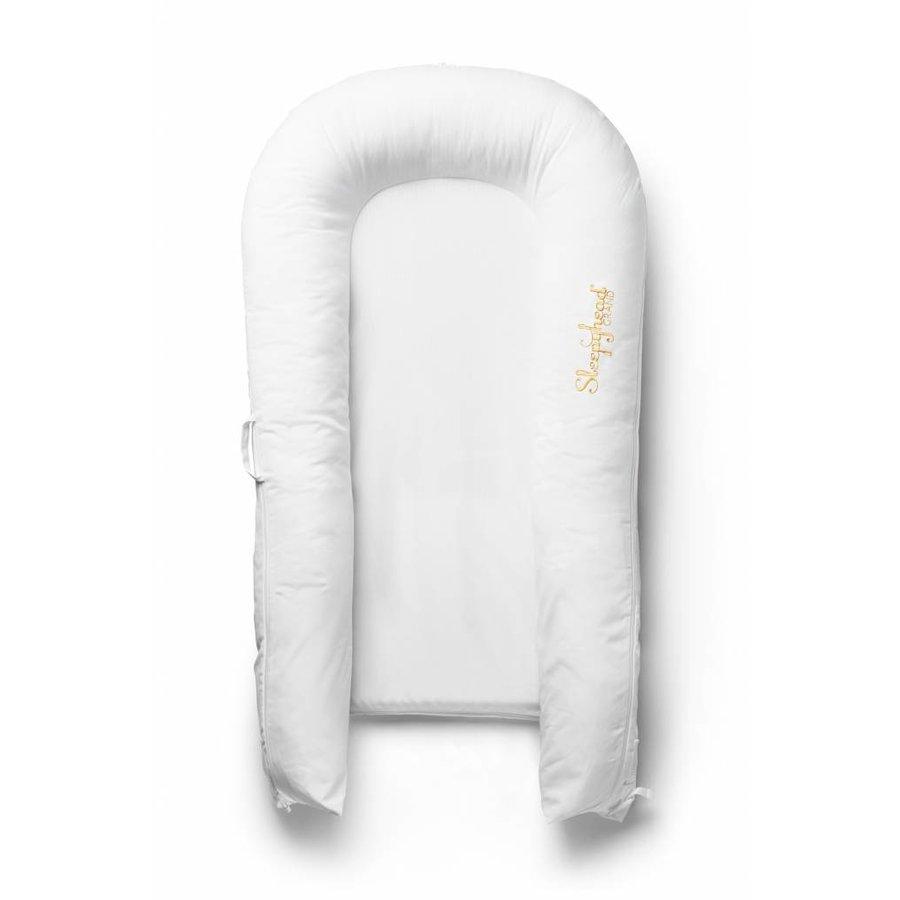 grand nestje (8-36m) - Pristline white