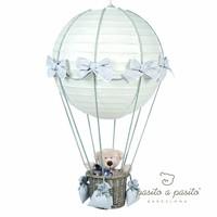 Luchtballon lamp - Grijs