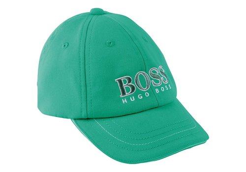 Hugo Boss pet - groen