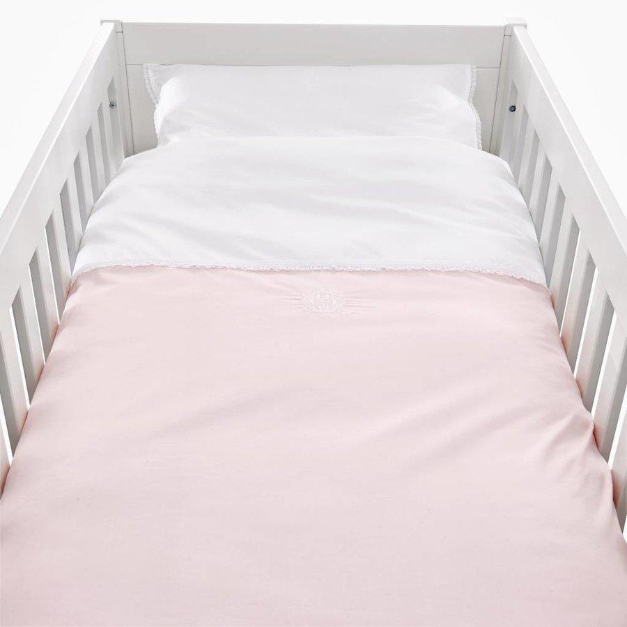 donsovertrek set ledikant -  Royal Pink