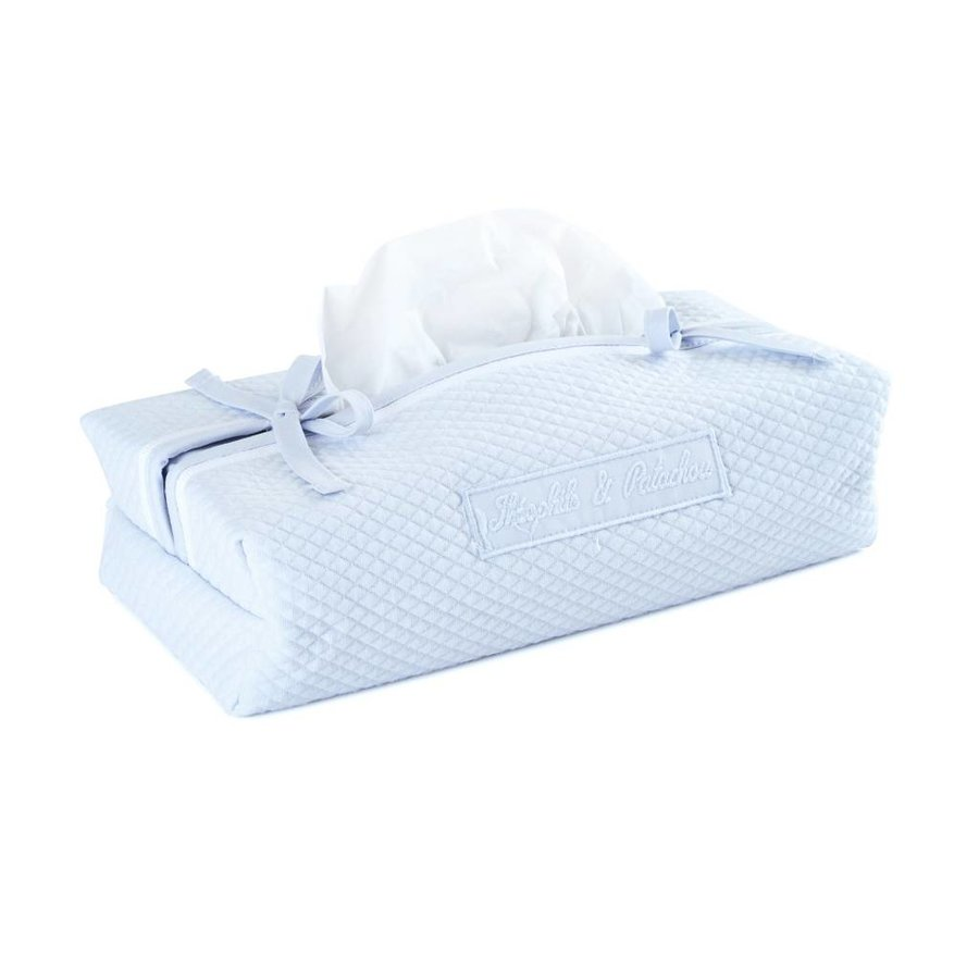 hoes voor tissues -  Royal Blue