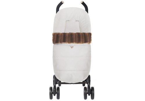 Uzturre buggy voetenzak - off-white