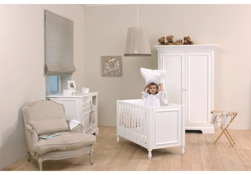 J.S. Dreams babykamer Mila - wit