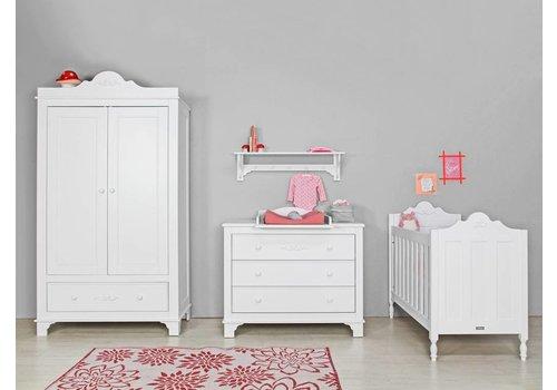 Babykamer Bateau Wit.Bopita Baby Dreams