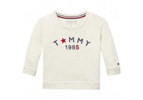 Tommy Hilfiger trui tommy - beige