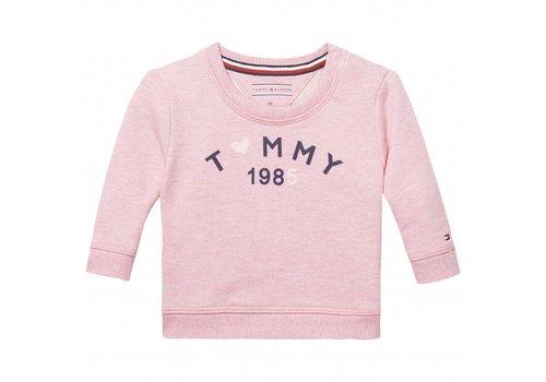 Tommy Hilfiger trui tommy - roze