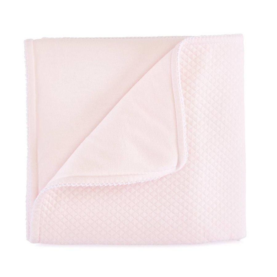 deken ledikant -  Royal Pink