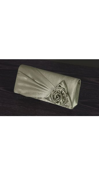 Divers Clutch groen 1206