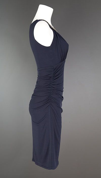 Paris Collection Cocktailjurk navy blue 1891