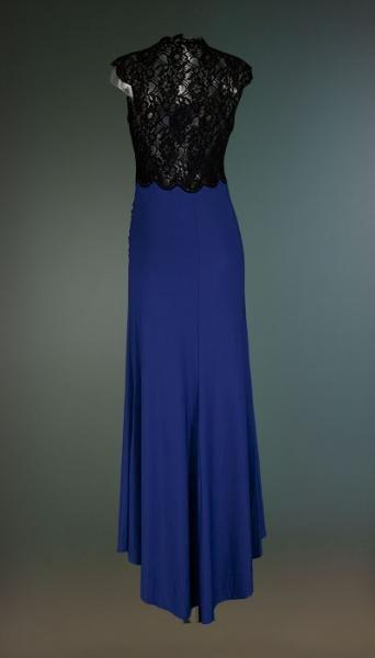 Ashwi Galajurk blauw en zwart 286