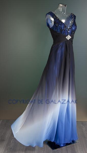 Magic Nights Galajurk zwart blauw 300