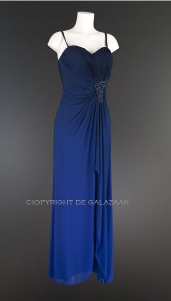 Magic Nights Galajurk in blauw 649