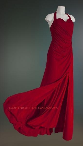 eVe Galajurk in rood 654