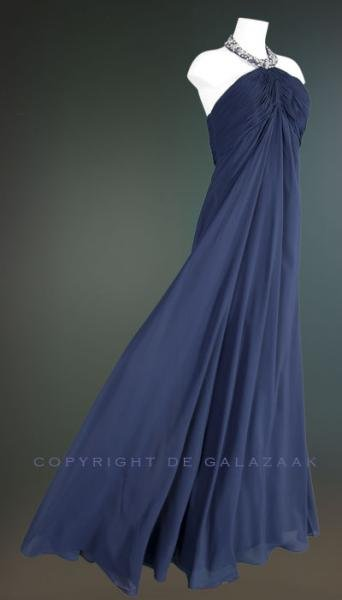Magic Nights Galajurk in poeder-blauw 679