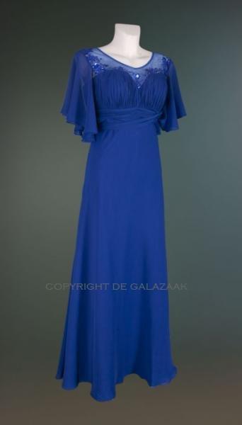 Magic Nights Galajurk kobaltblauw 718