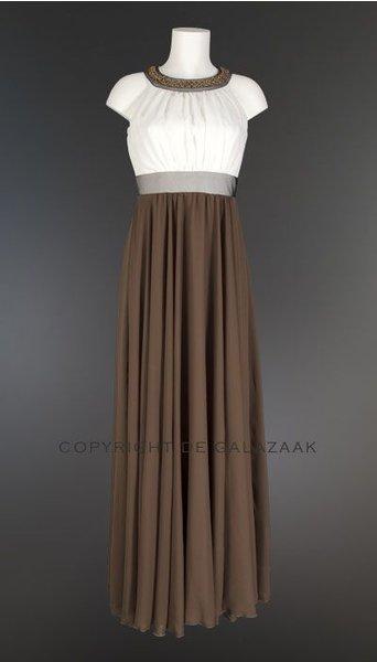 Paris Collection Galajurk bruin creme 1816