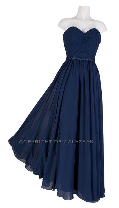 Magic Nights Galajurk blauw 2136