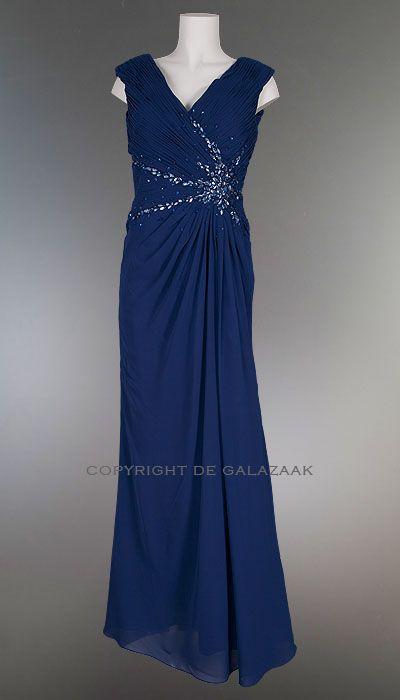 Magic Nights Galajurk Blauw 2245