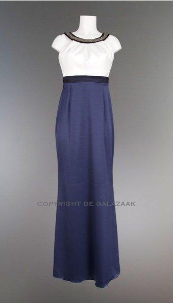 Paris Collection Galajurk crème blauw