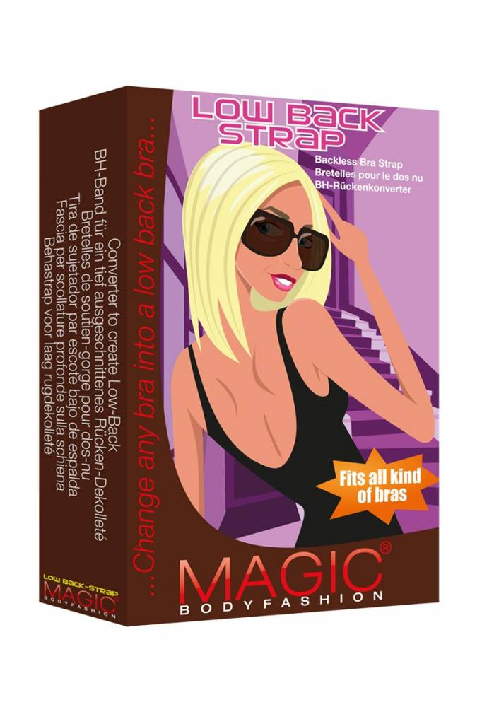 Magic Body Back Strap 1284