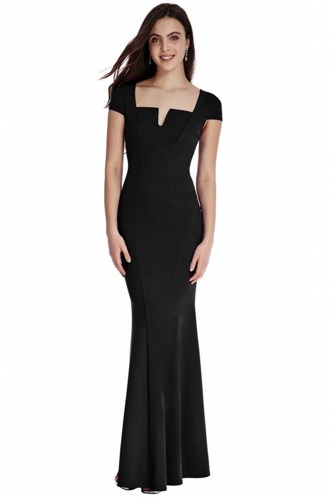 Geliefde Lange zwarte jurk   De Galazaak - De Galazaak JZ38