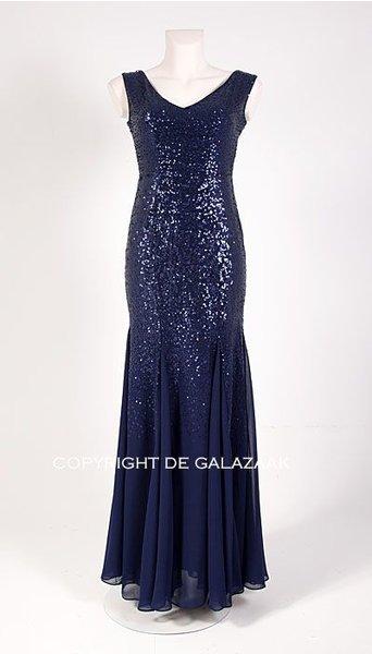 Galajurk navy blauw  2674