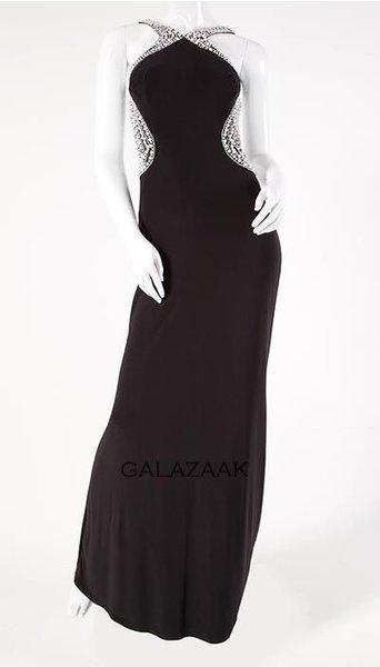 Galajurk zwart 2846