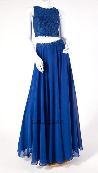 Galajurk blauw 2832