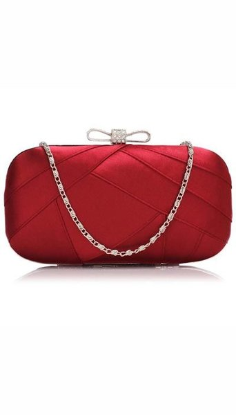 Clutch rood  2938