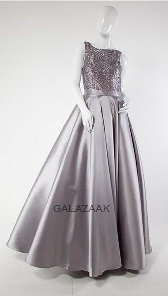 Galajurk zilver grijs 2930