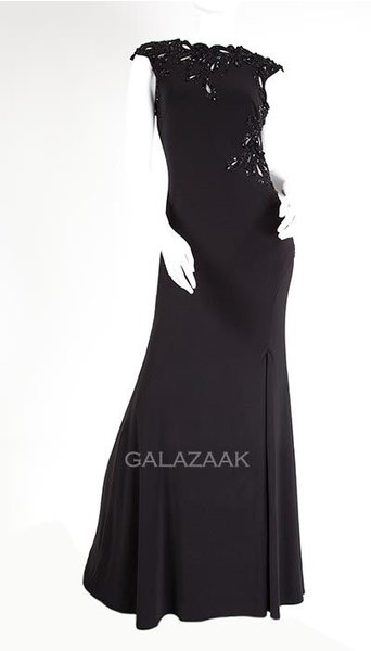 Zwarte galajurk 2572