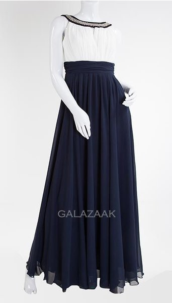 Galajurk navy/cream  2196