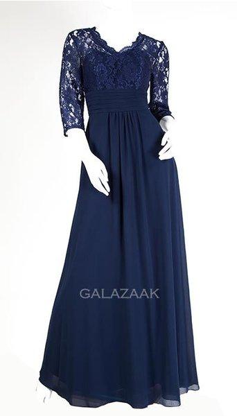 Galajurk navy blauw  3018