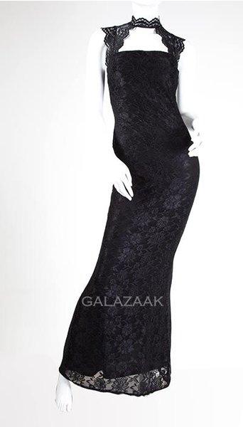Galajurk zwart