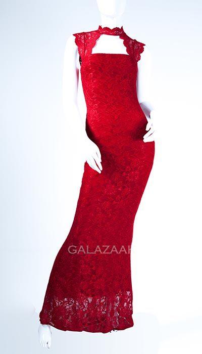 City Godess Galajurk rood van kant