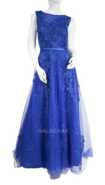 Galajurk blauw