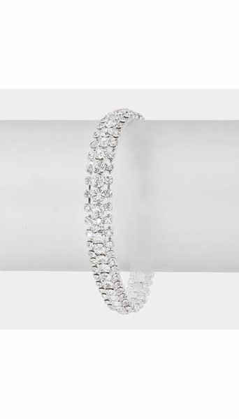 Armband zilver 3474