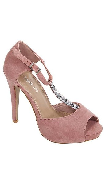 Pumps  roze 3350