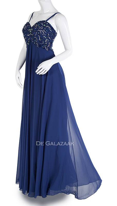 Magic Nights Galajurk navy-blauw1078