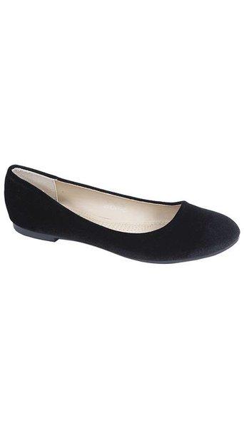 Ballerina's zwart  3202