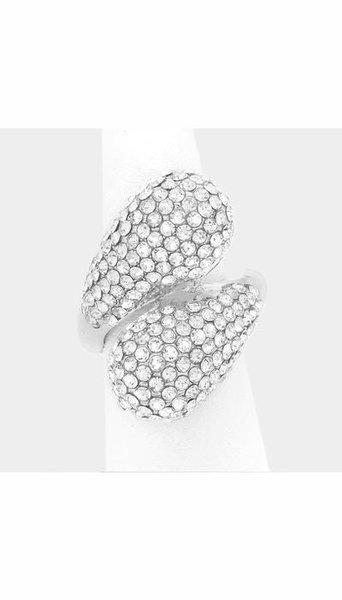 Ring zilver 3408