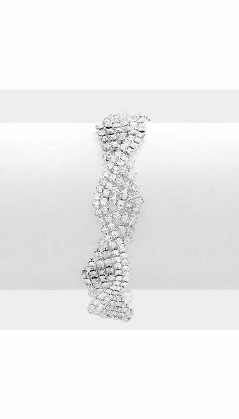 Armbanden zilver 3416
