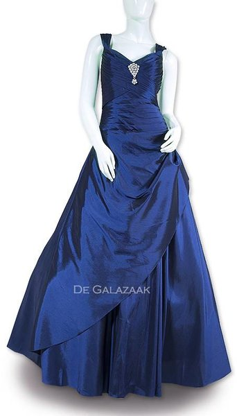 Magic Nights Galajurk blauw taft 1447