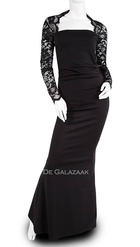 GLZK 3 Galajurk zwart 2338