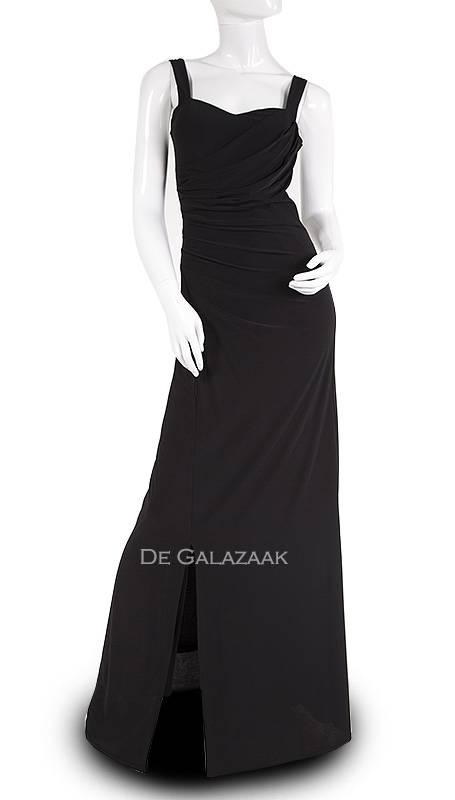 Yours Paris Zwarte Galajurk