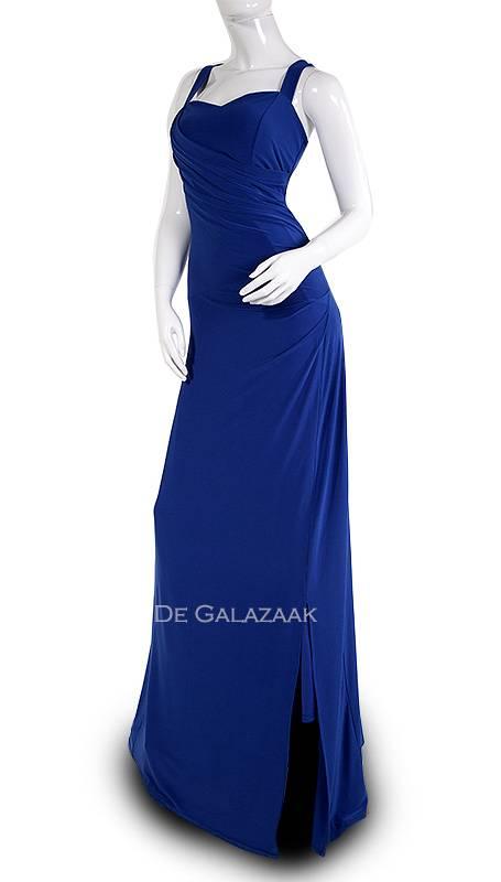 Yours Paris Blauwe Galajurk 2347
