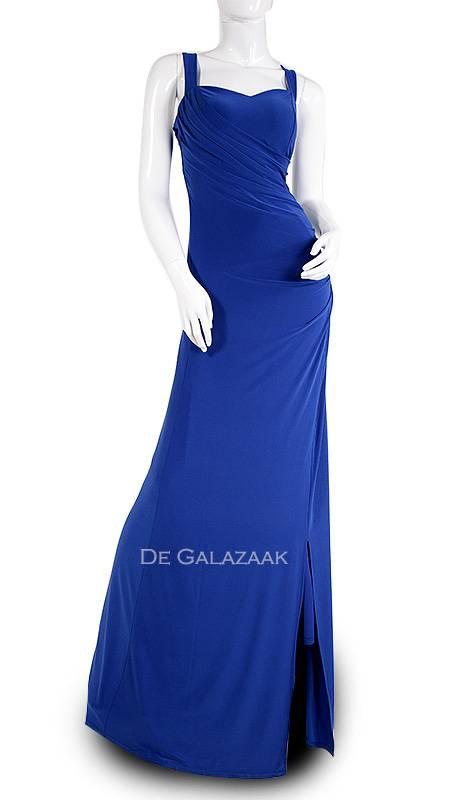 Yours Paris Blauwe Galajurk