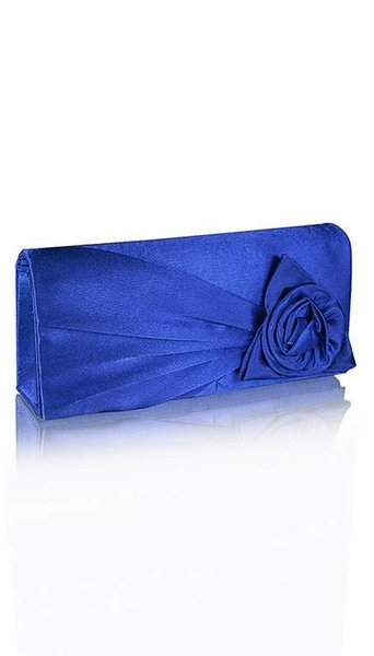 Clutch blauw 505
