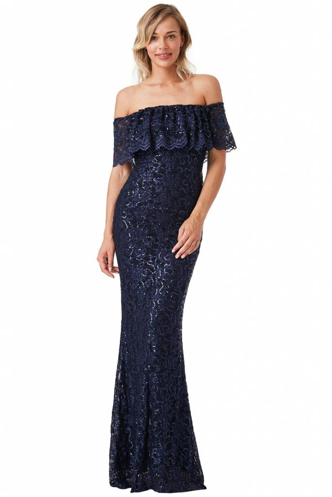 city-godess-navy-blauwe-off-shoulder-galajurk.jpg