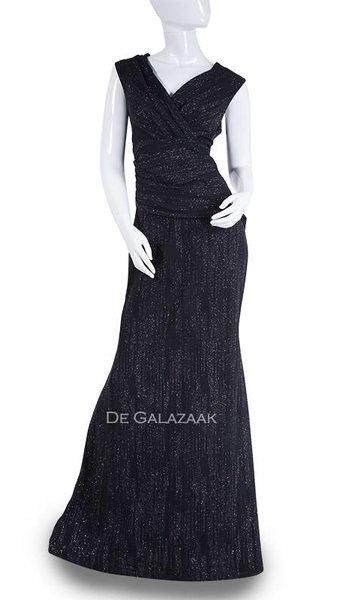 Zwarte galajurk 3589